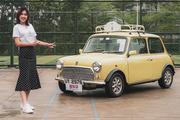 ?#26143;甅M试驾Rover Mini:你猜这车跟我差几岁?
