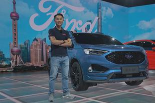 2019上海车展新车快评:新款福特锐界ST