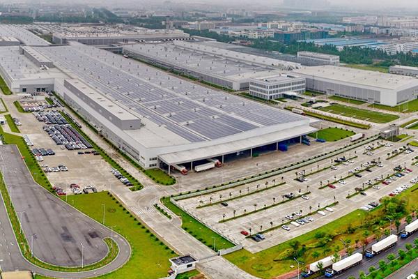 与Polestar 2同生产线,中国路桥工厂开始生产沃尔沃XC40