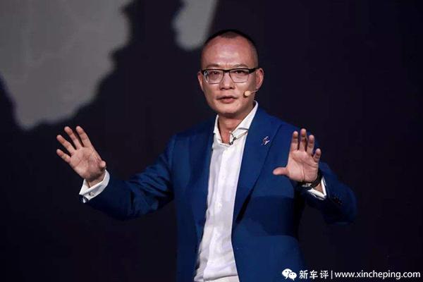 杨嵩加盟福特中国 不要把商场当成秀场