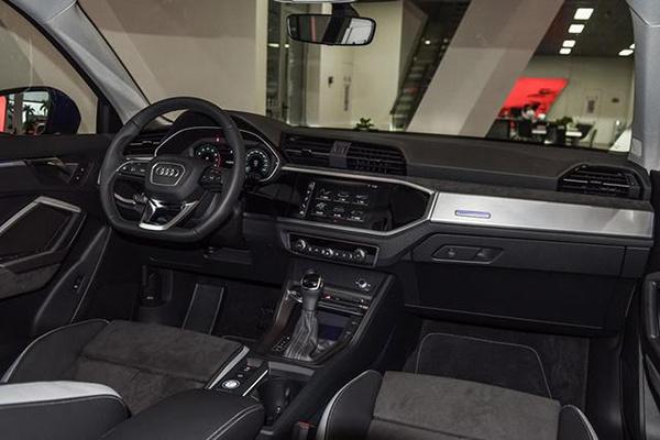 更运动更凶悍 国产新一代奥迪Q3亮相上海车展