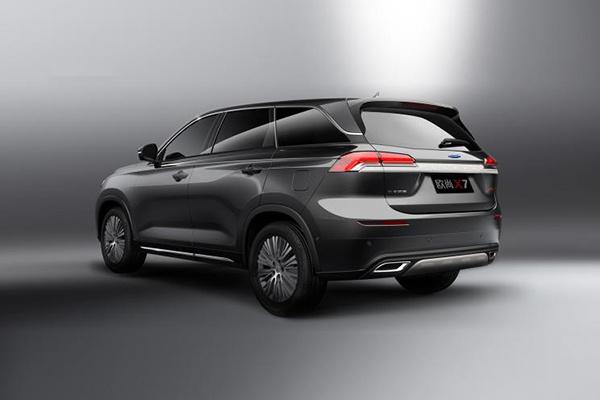 或为七座SUV?长安欧尚发布欧尚X7官图