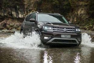 上汽集团公布上汽大众3月销量:总16.6万台 同比下滑5.8%