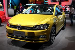 """上海车展重磅新车之全新POLO:""""迷你""""高尔夫"""