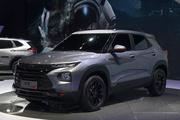 上海车展重磅车实拍之雪佛兰创界:SUV从不嫌多