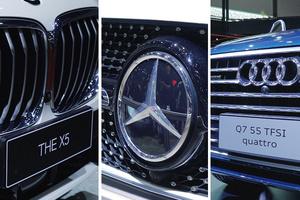 宝马X5、奥迪Q7、奔驰GLE横评:竞品上新,奥迪还扛得住吗