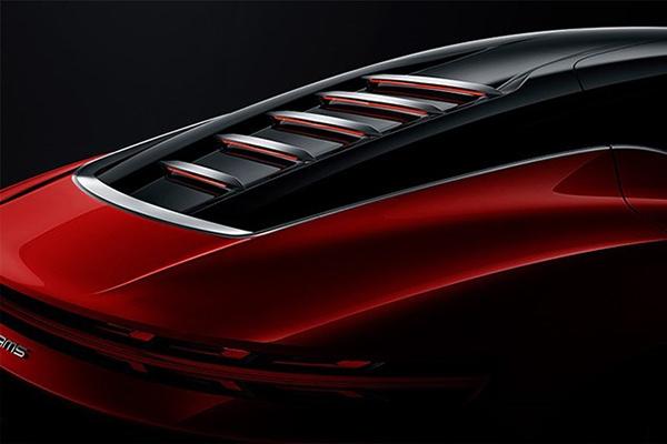 比亚迪轿跑汉预告图发布:搭载插混动力系统且配备四驱