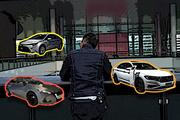 上海车展合资A级家用车争霸赛:轩逸、雷凌VS速腾