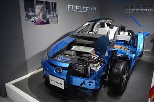 丰田开始向中国商用车厂商提供氢燃料电池(FC)组件