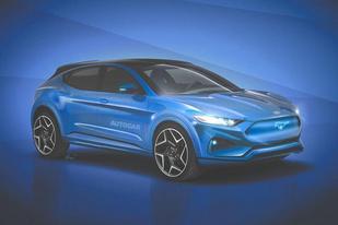 未來將直接對標特斯拉Model Y,福特純電動SUV新消息
