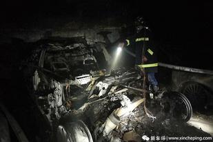 上海自燃事件38天 特斯拉這樣真的有朋友嗎?