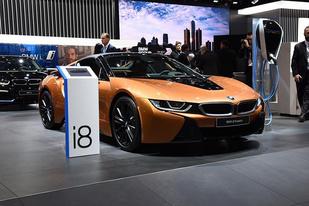 下一代宝马i8或于2023年推出,将有可能成为纯电车型