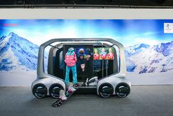 又一次提供技术,丰田考虑向网约车公司提供自动驾驶技术