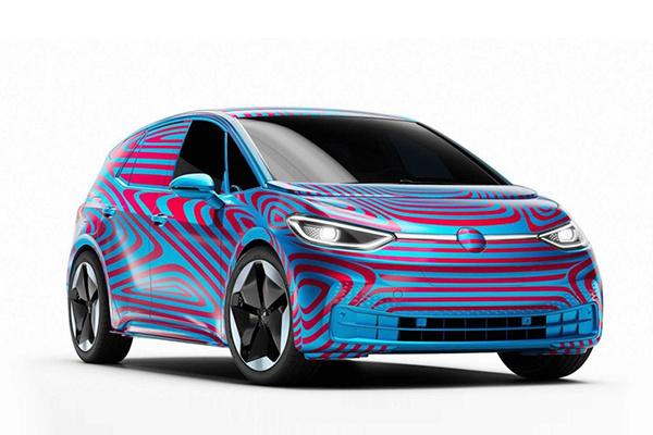 大众纯电动车型ID.3已开启预订,WLTP续航里程420km