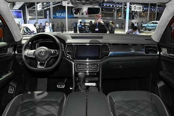 上汽大众首款轿跑途昂X信息:将于5月28日上市