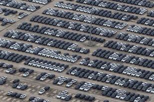 庫存系數同比上升20.5%,四月份的車市寒冬