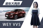 新车大真探:你喜欢VV5的特立独行?还是VV6的好好先生?