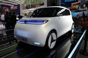 外观设计一言难尽,全新欧拉R2申报图曝光,或于年内上市