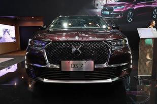 深圳車展之DS7蒙馬特版:法國人的不著調與浪漫同時涌現