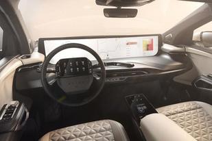 超宽一体式中控屏幕,BYTON M-Byte量产车内饰设计图发布