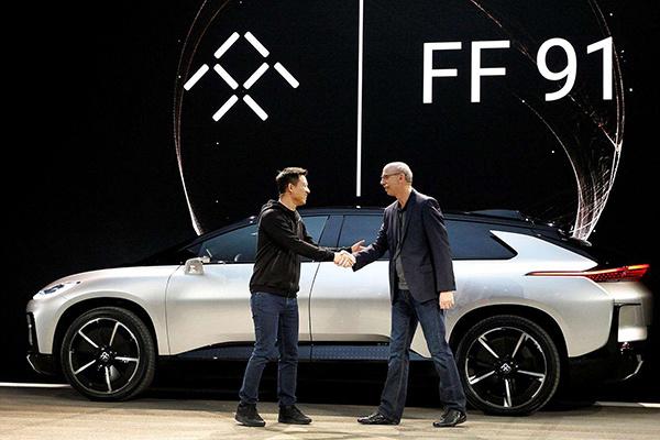 狼来了?法拉第未来透露FF91将于2020年正式量产