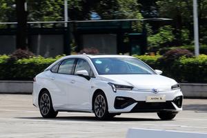 广汽新能源Aion S首试:一台风格不太像电动车的电动车