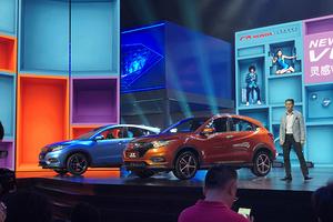 满足国六标准/换装1.5T发动机 本田缤智中期改款车型上市