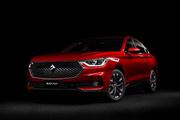 宝骏旗下全新轿车RC-6官图发布,预计将于下半年上市