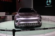 深圳车展之腾势Concept X,厚积薄发之作 将于2020年交付
