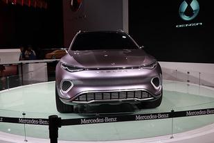 深圳車展之騰勢Concept X,厚積薄發之作 將于2020年交付