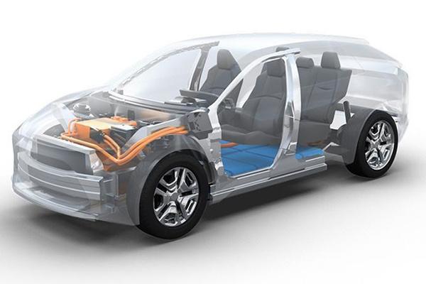 再次合作!丰田斯巴鲁共同研发中型纯电动平台