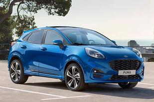 基于全新嘉年华打造而来,福特公布全新SUV PUMA官图