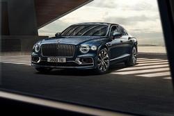 宾利全新飞驰发布 新世代豪华轿车完美诠释