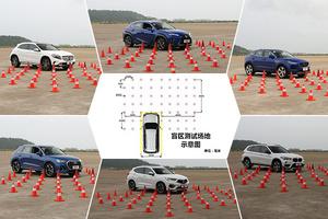 豪华入门SUV盲区评测?#22909;?#21306;最大的居然是它