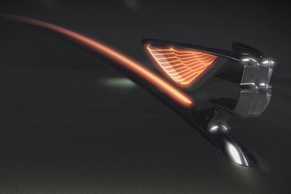 庆祝品牌成立100周年,宾利发布EXP 100 GT概念车官图