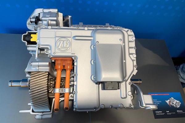 预计续航里程提升5%,采埃孚推全新电动乘用车二挡变速器