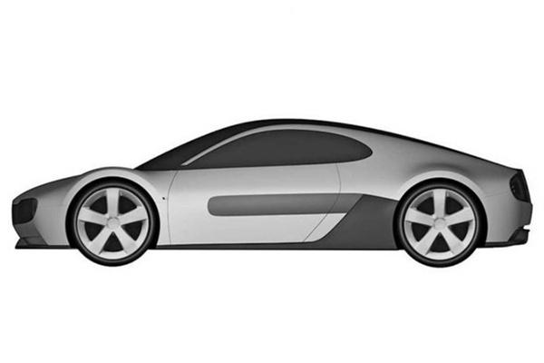 本田电动跑车专利申报图曝光,疑为Sport EV量产版