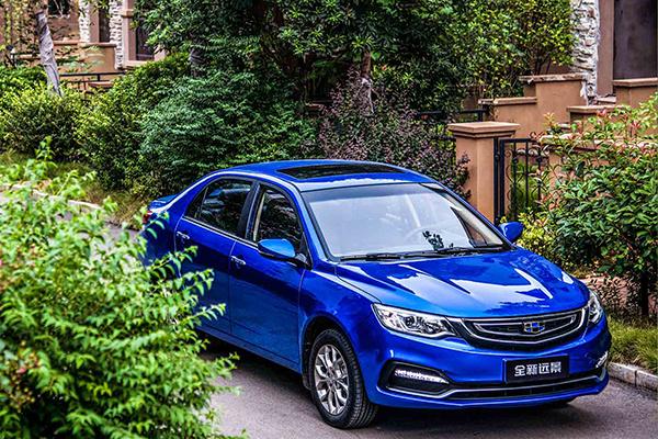 吉利汽车半年销量出炉:同比下滑15%,仍为自主品牌销冠