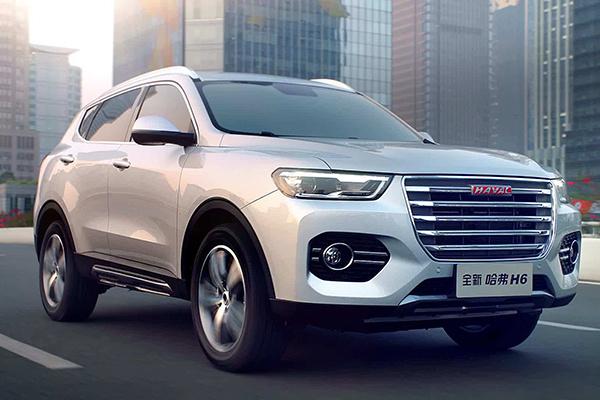 长城汽车公布6月数据:单月销量逾六万辆,同比增长1.79%