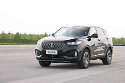 魏派正式发布2020款VV6:内里大变化,售14.80-17.50万