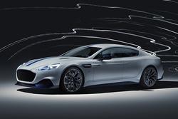 阿斯顿马丁总监:开发纯电车型不是品牌愿景,而是现实