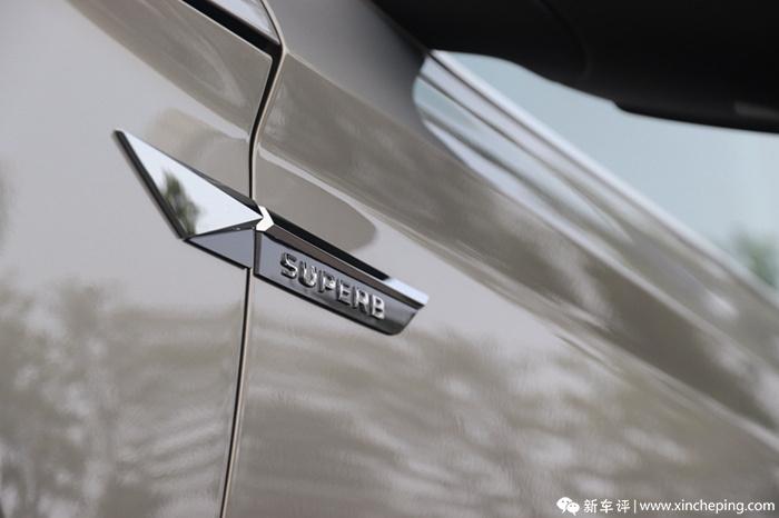 斯柯达速派380首试:除了MQB还能带来什么新鲜感?