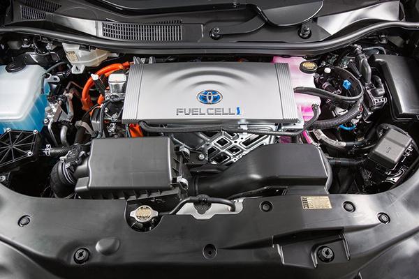 丰田在中国推进FCV第二步战略:将向一汽提供技术