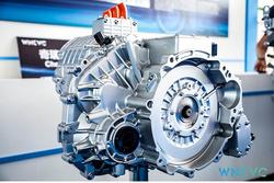 热效率高达41%,奇瑞发布混动专用发动机/变速箱