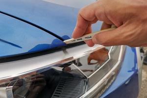 6款豪華入門SUV鈑金間隙對比:再測一次做工誰好?