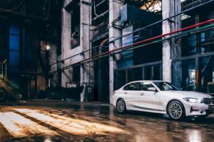 全新BMW 3系压箱花絮