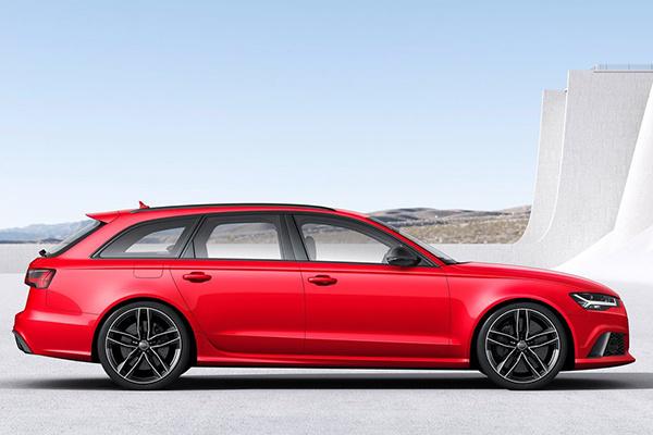 动力更加强劲,奥迪公布奥迪RS6 Avant细节