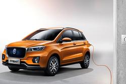 汉腾全新纯电SUV汉腾幸福e+正式上市:售5.98-6.98万
