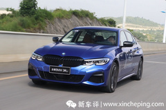 BMW 325Li首试:5系你……干嘛穿了3系的衣服