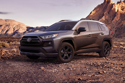 广汽丰田将基于全新一代RAV4打造全新SUV 或将命名威兰达